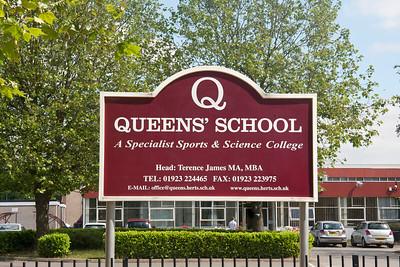 Queens School Bushy