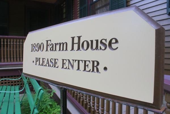 Time Travel Tuesdays, Billings Farm
