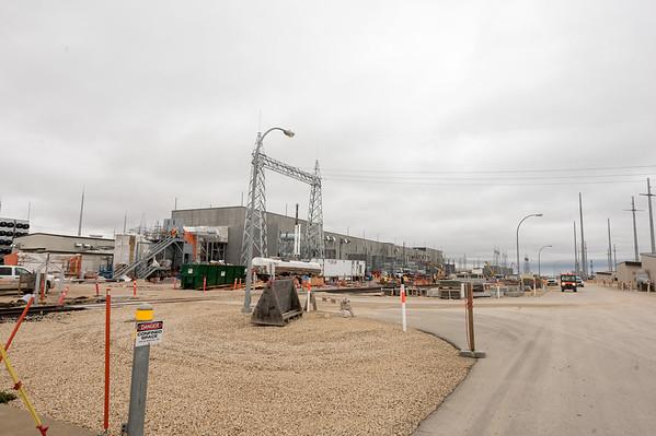 MB Hydro Riel Station Sept 2017