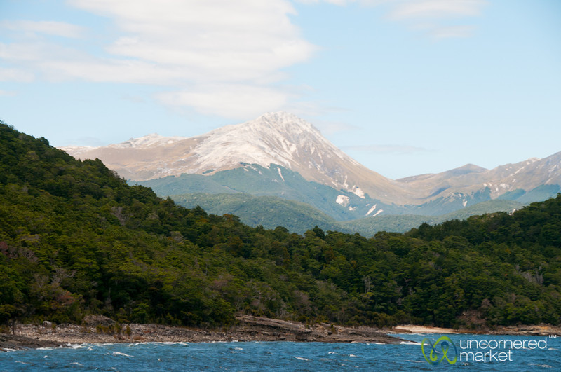 Doubtful Sound Ferry Ride - South Island, New Zealand