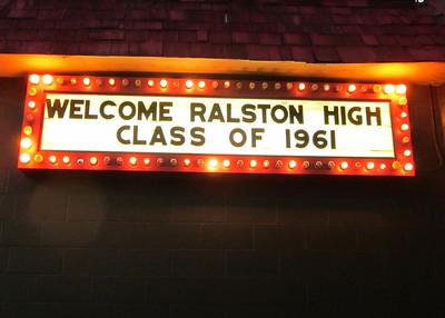 Ralston High - Class of '61