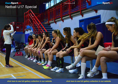 CoreSportGib Weekly Magazine - 23rd February 2016