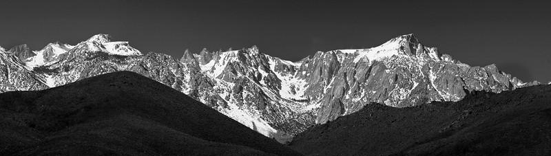 Lone Pine Peak, California
