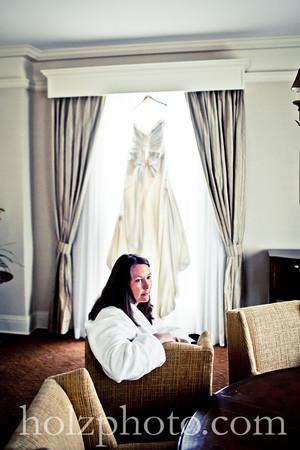 Stephanie and Marc Creative Wedding Photos