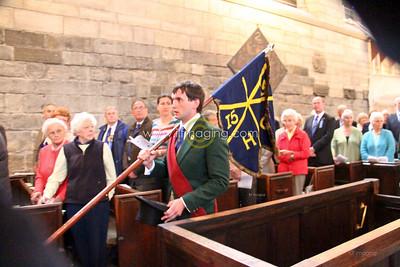 Hexham Abbey Service