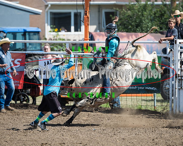 Bow Island Rodeo 2016 Sat Perf