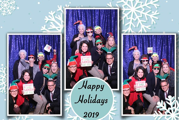 TOWNE BANK HOLIDAY PARTY 2019