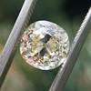 2.54ct Old Mine Cut Diamond, GIA U/V VS1 2