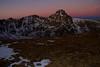 Mount of the Holy Cross at sunrise, Sawatch Range, CO.