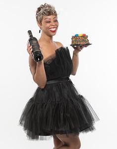 Chrystal Monroe 40th Birthday Shoot