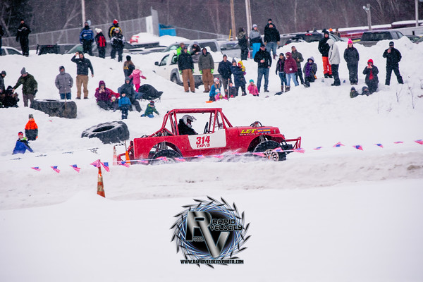 4x4 Truck Drags