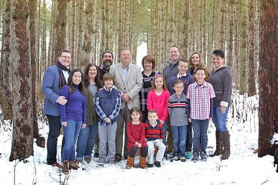 Cottrell Family 2016