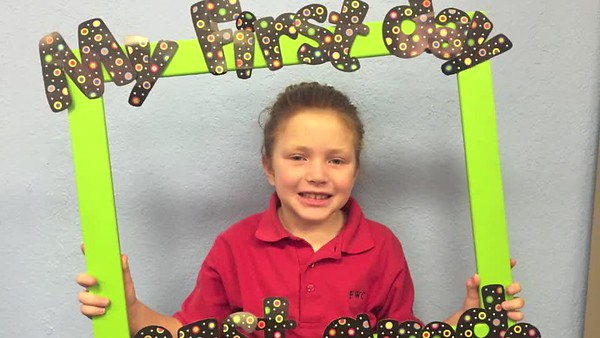 Mrs. Hatchett's First Grade Video