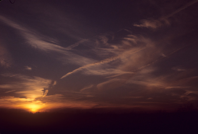 1972-11 Sunset From Garden State Parkway.jpg