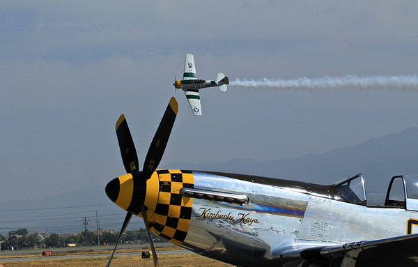 Planes of Fame Air Show 2013