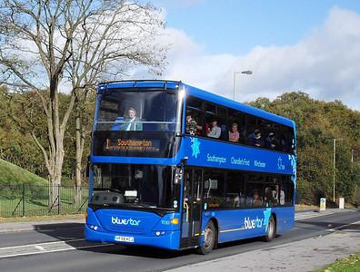 Scania Omnicity - Blue fleet