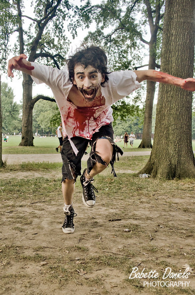 ZOMBIEE Walk of the Summer