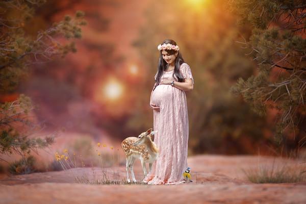 Nikita Maternity Session