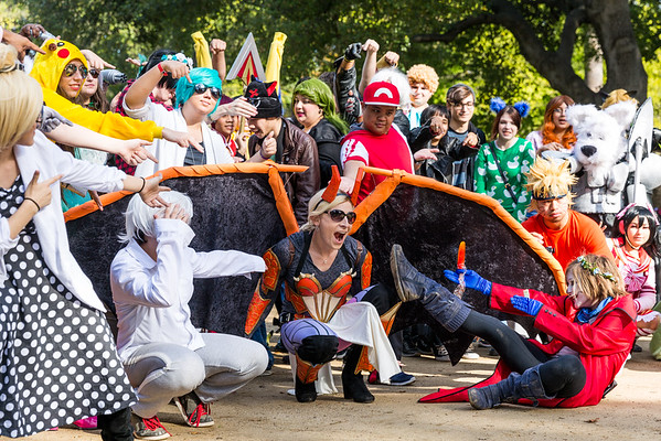 2016 Fall Central Valley Cosplay Gathering