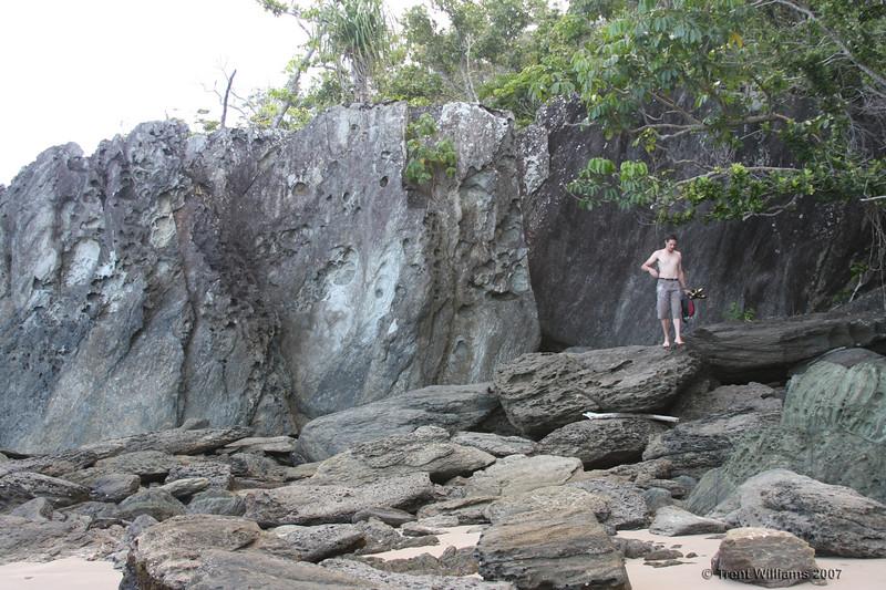 Pocket Wall, Etty Bay