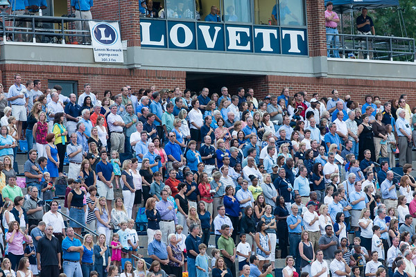 #3 Maristt vs Lovett 2012