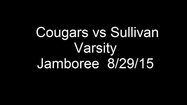 Cougars Vs Sullivan