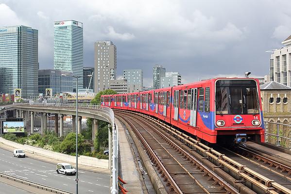 Light Rail, Underground & Metro