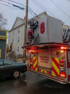 House Explosion - 49 White St, Bridgeport, CT - 1/20/19