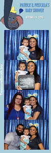 Patrick and Priscilla's Baby Shower