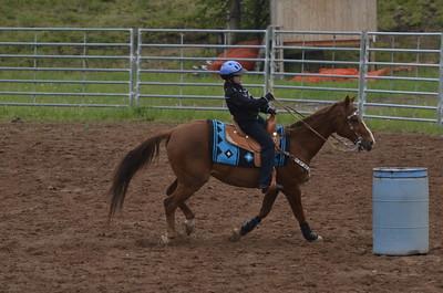 Sunday UP Cowboy Speed events