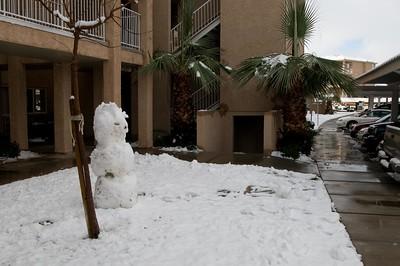 Zion Winter, Utah