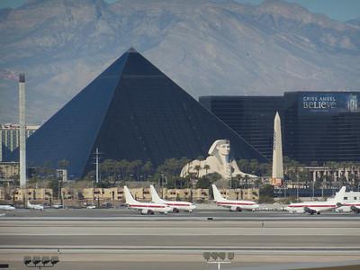 Las Vegas McCarran (LAS)