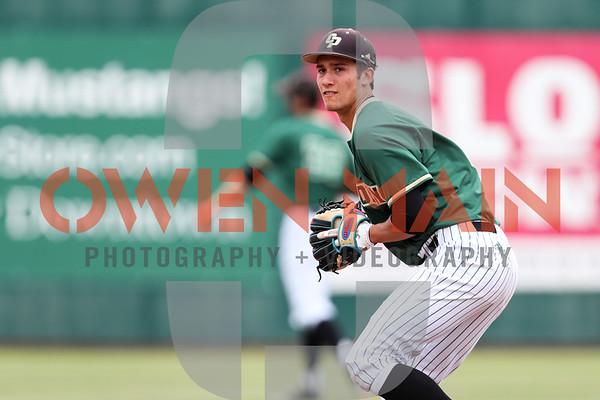 Cal Poly Baseball vs. UCR 05182019