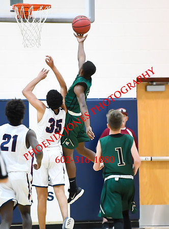 1-12-18 - Perry v Basha - JV Boys Basketball