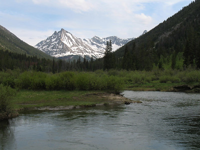 Trail Creek - near Copper Basin