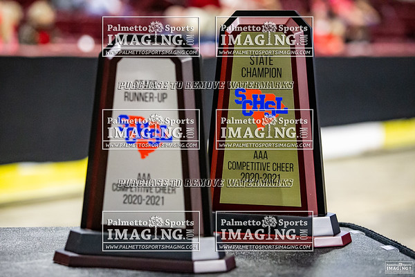 3A State Cheerleading Championships