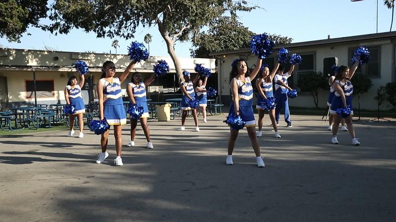 BSSCA Cheerleaders - Clip