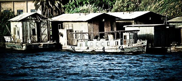 Nile Boats 2011