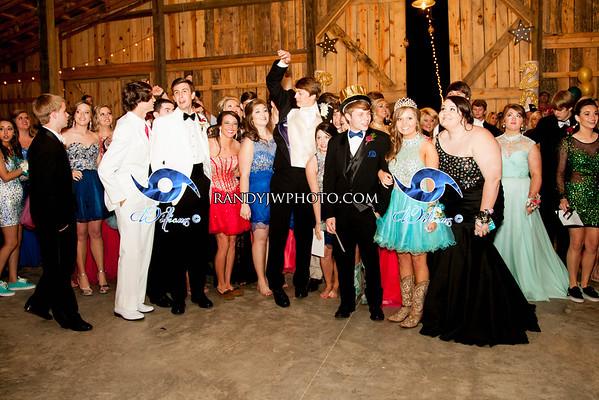 Kossuth High's Prom 2015