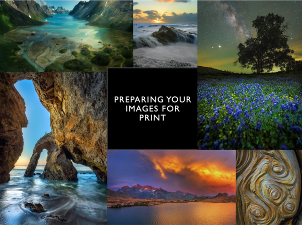 Preparing your Images for Print