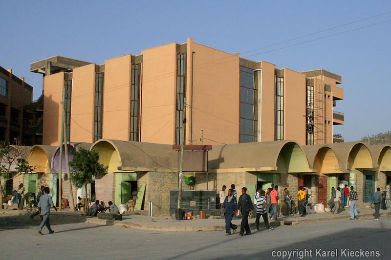 20.Mekele. Nieuw marktgebouw (nog niet in gebruik) .jpg