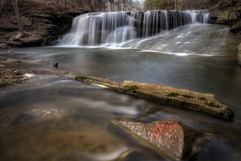 Lily Creek Falls