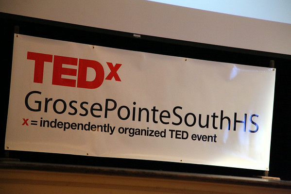 TEDxGrossePointeSouthHS