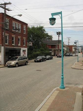 Thames Street Lighting Groton, CT