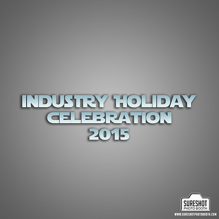 12.8.2015 Industry Holiday Celebration