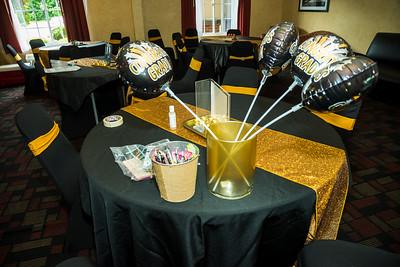 Jaylan Hubbard's Graduation Party