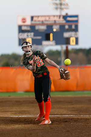 Softball South Lakes 4/12/14