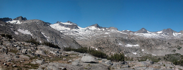 John Muir Trail August 2005