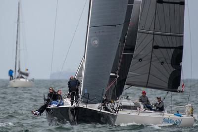 2021 Newport to Ensenada International Yacht Race.