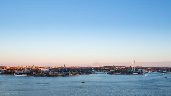 Un crépuscule à Stockholm (2016-12)